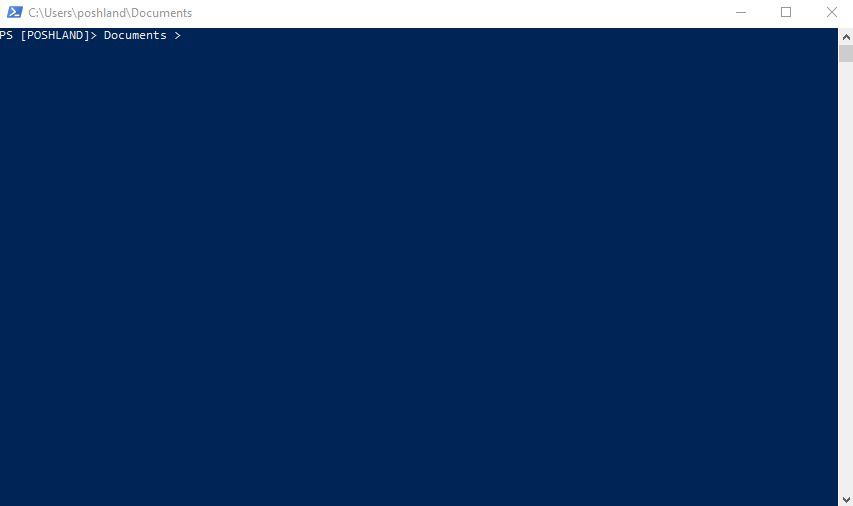 powershell output commands