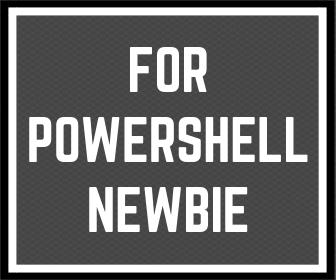 start learning learn powershell