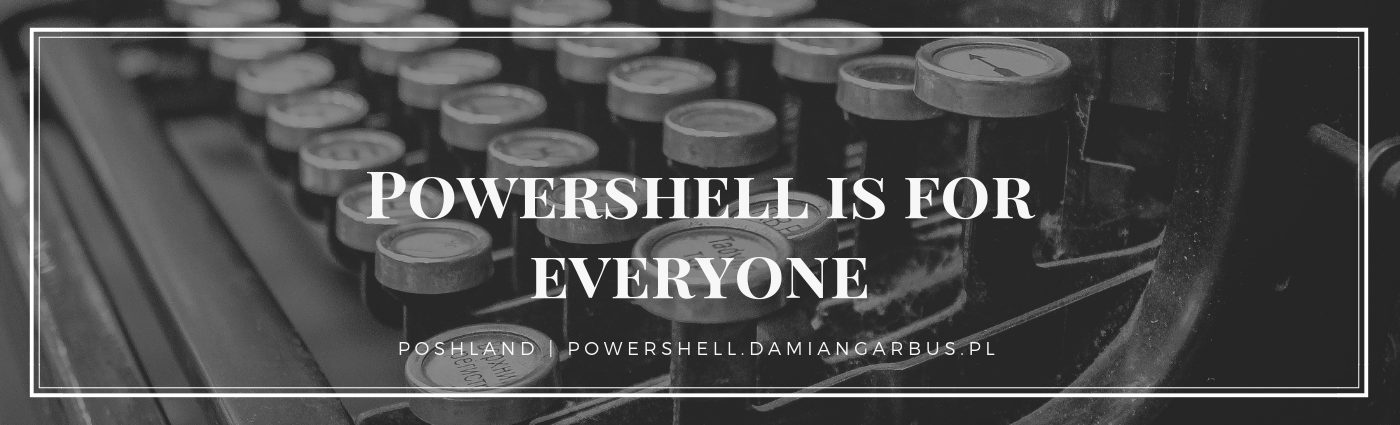 start learning powershell