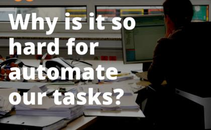 automate tasks
