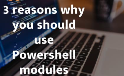 powershell modules