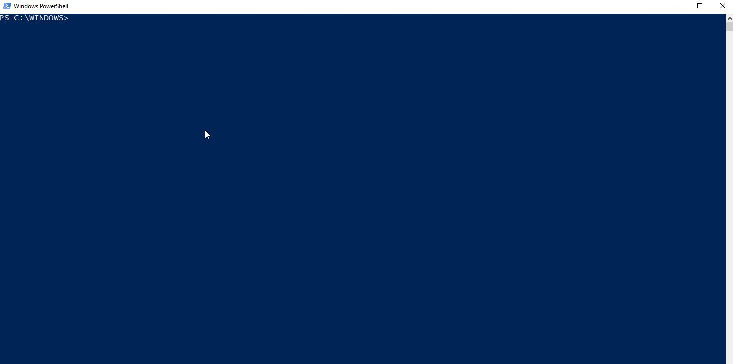 Powershell function to check ping